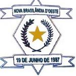 Brasão Nova Brasilândia d`Oeste