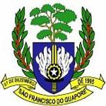 Brasão São Francisco do Guaporé