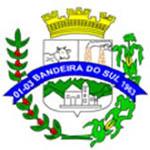 Brasão Bandeira do Sul