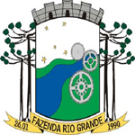 Brasão Fazenda Rio Grande