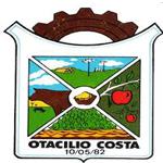 Brasão Otacílio Costa