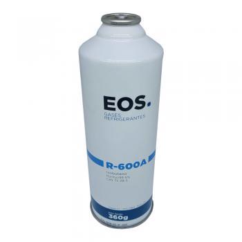 R600a Eos - Onu 1969 Isobutano Gás Pequenos Recipientes R600a Cilindro De 360g Cl. Rs. 2.1