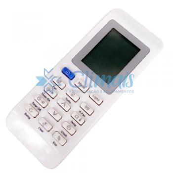 CONTROLE REMOTO AR CONDICIONADO ELECTROLUX - SKY-9031