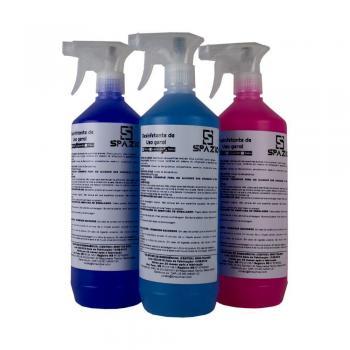 BACTERICIDA 1LT C/ BORRIFADOR TALCO PLATINUM COM GATILHO