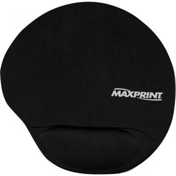 BASE P/ MOUSE APOIO GEL PRETO MAX 1 PC