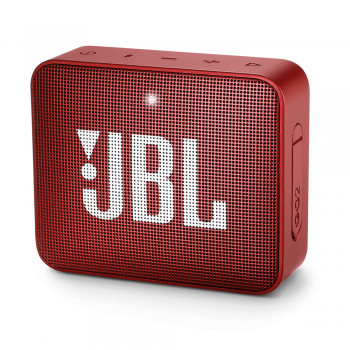 CAIXA BT JBL GO2 RED IPX7 2