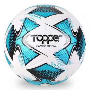 Bola de Futebol Campo Topper 22 Verde
