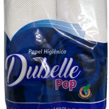PAPEL HIGIENICO COALA DUBELLE - 4 X 30 M - FL SIMPLES