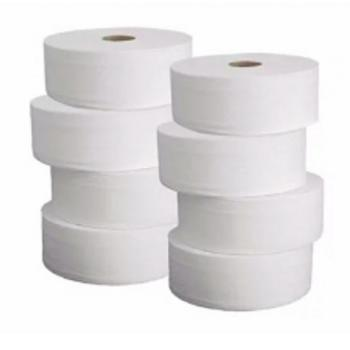 PAPEL HIGIENICO INST. REAL BR II 8 ROLOS 300 MTS I