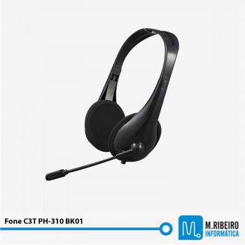 Fone C3T PH-310BK USB