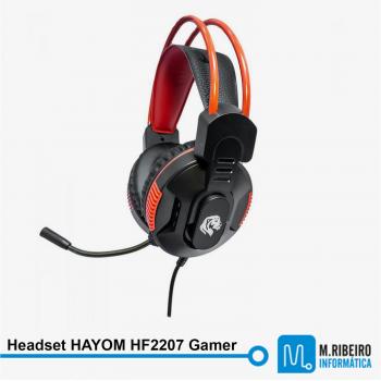 Headset HAYOM HF2207 Gamer