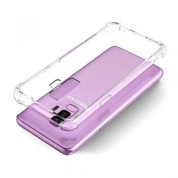 Capinha/Case Silicone para Samsung Galaxy S9 Plus Transparente