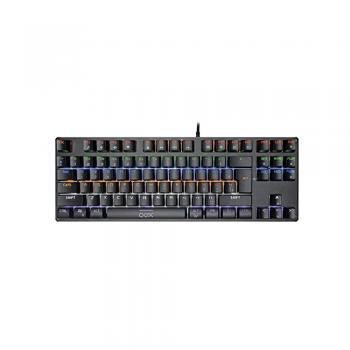 Teclado Gamer Mecanico Spectrum TC 602 Preto USB OEX
