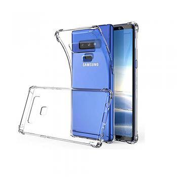 Capinha/Case Silicone Anti Shock Samsung Galaxy Note 9 Transparente