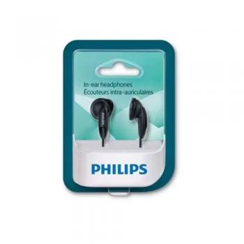 Fone de Ouvido Preto Philips SHE1350