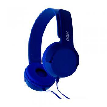 Headphone Teen HP303 Azul OEX