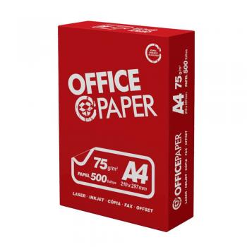 Papel A4 Office Paper 75GR
