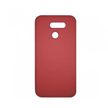 Capa Silicone para LG K40s Vermelha