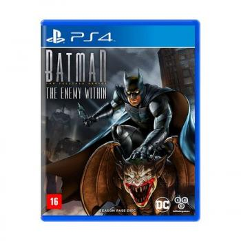 Jogo Batman The Enemy Within - Ps4