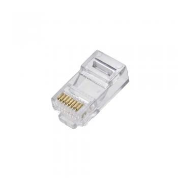 Conector RJ45 8x8 CAT5E 062-0045 Chipsce