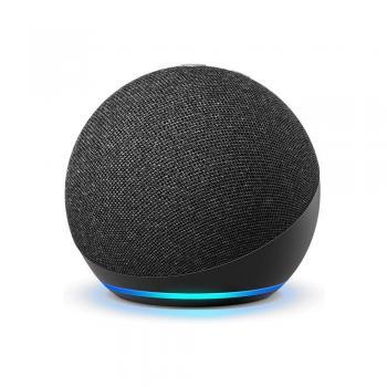 Echo Dot 4º Geração Preta - Alexa Amazon