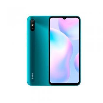 Celular Redmi  9A 2GB 32GB Peacock Green