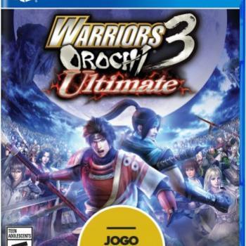 Jogo Warriors Oroch Ultimate 3 - Ps4