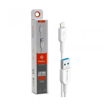 Cabo USB Lightning CB-11 Branco - PMCELL
