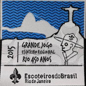 GRANDE JOGO REGIONAL 2015