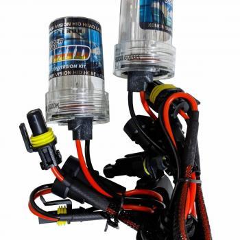 KIT LAMP XENON H1 12V-35W-8000K C/REATOR FIRSTOPTION