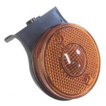 LANTERNA LATERAL LED COM SUPORTE 24V