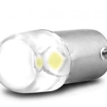 LED BA9 (69) 1 LED 12/24V BRANCO @
